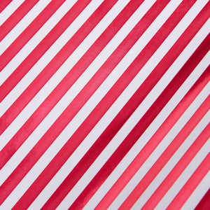 SURPRISE gift paper Candy Cane striped