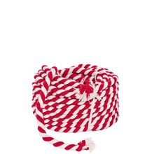 Load image into Gallery viewer, RIBBON cordon red/white 5m x 6mm