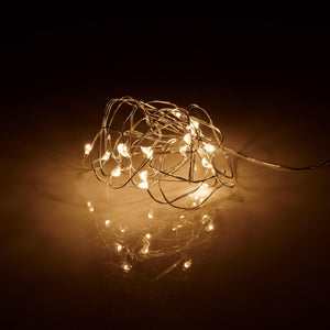 TWINE LIGHTS LED fairy light wire 20L tr