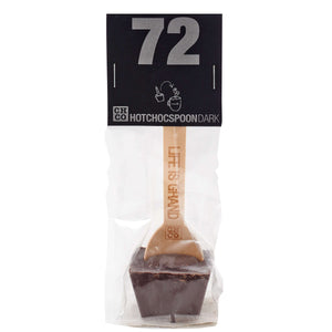 "HOTCHOCSPOON drinking chocolate ""72"" 50g"