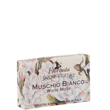 "Load image into Gallery viewer, FLORINDA soap ""White Moss"" 50g"