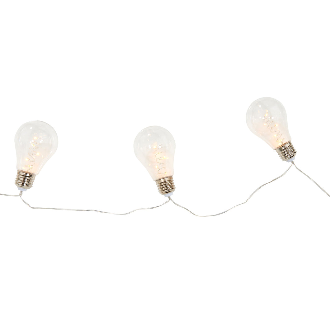 BULB LIGHTS LED light bulb chain 10L tra