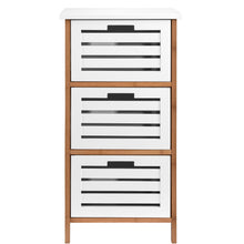 Load image into Gallery viewer, WHITE SANDS Shelf- cabinet with doors