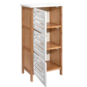 WHITE SANDS Shelf- cabinet with doors
