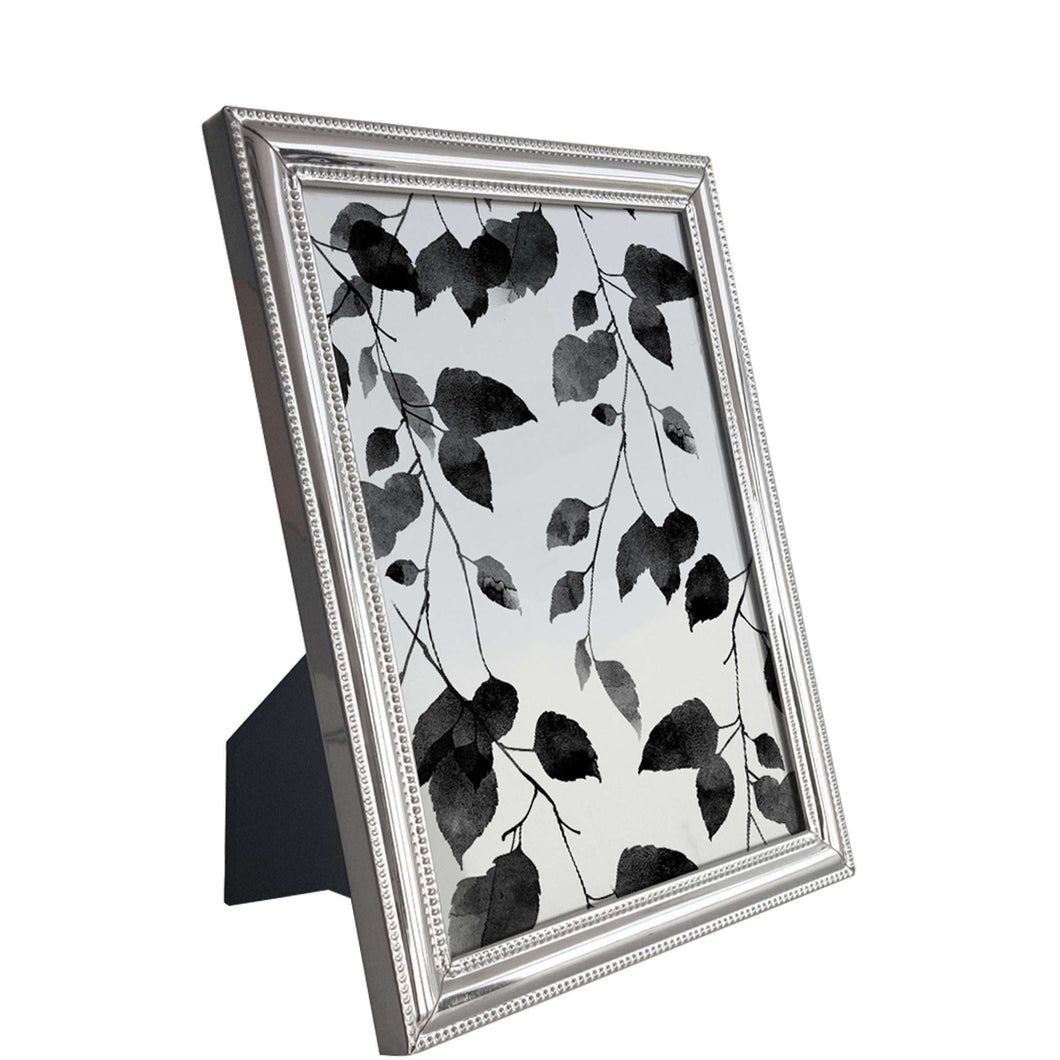 MEMORIES metal photoframe 15x20 shiny