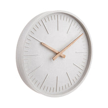Load image into Gallery viewer, WALL COUTURE wall clock concrete Ø30cm