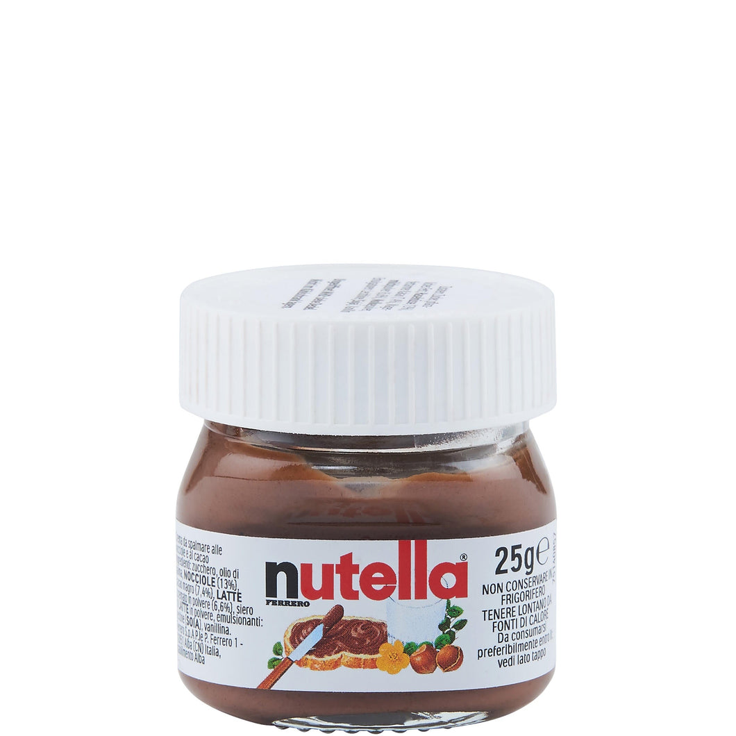 NUTELLA Nutella Mini Glass 25g
