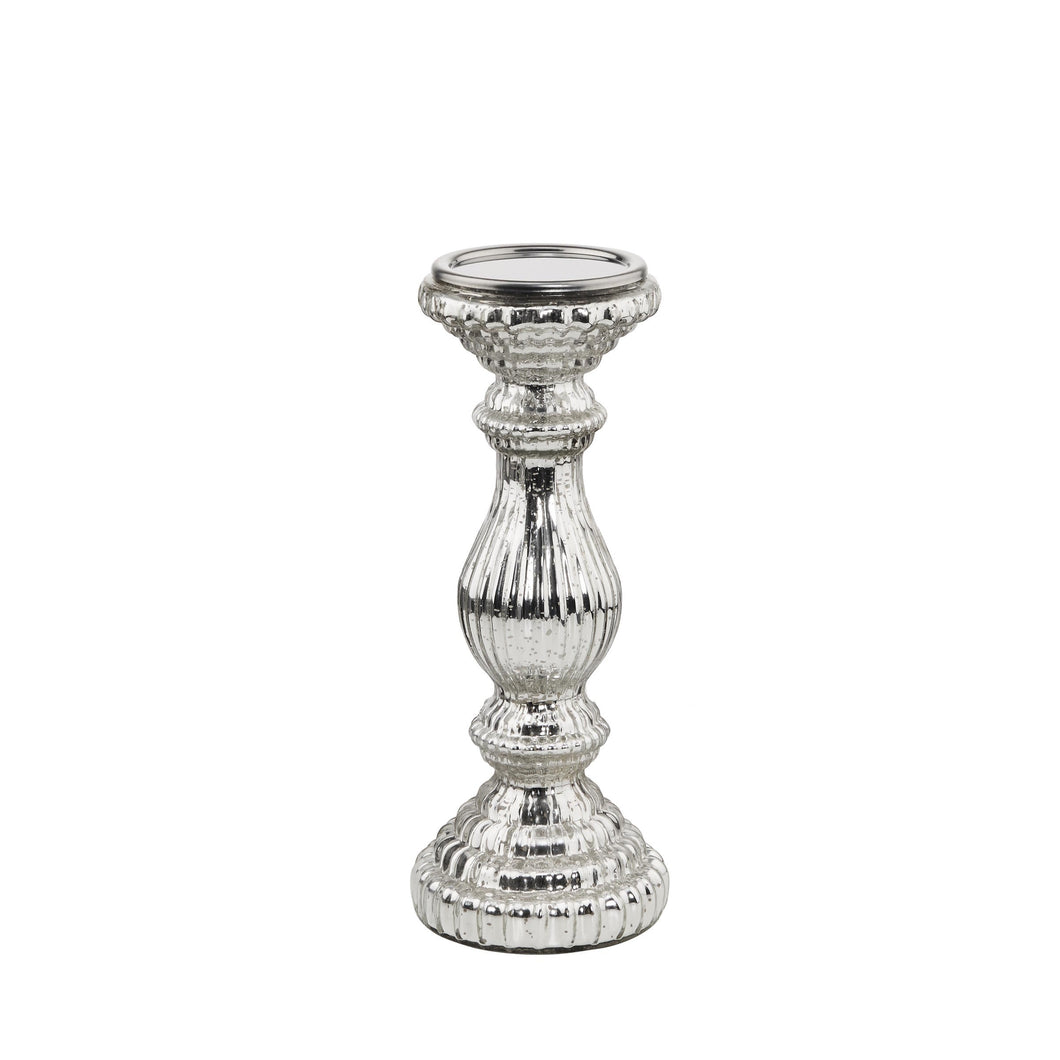 ROYAL HEIGHTS candle holder, glass,30 cm