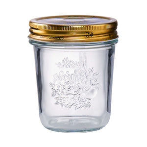 QUATTRO STAGIONI jar with lid straight 2