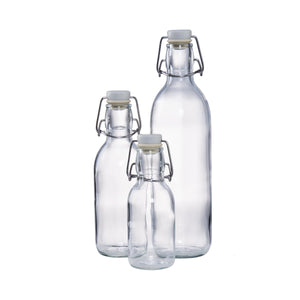 EMILIA bottle with stopper 0,5l