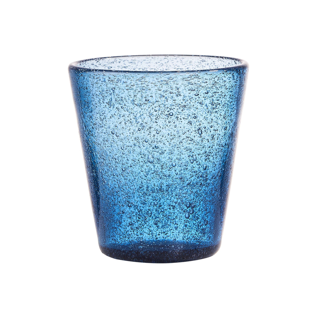WATER COLOUR tumbler blue Ø 9cm 290ml