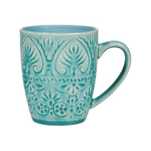 Load image into Gallery viewer, SUMATRA mug turquois 340 ml