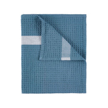 Load image into Gallery viewer, NORDIC KITCHEN kitchen towel blue