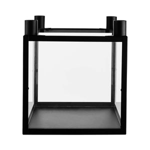 FRAME Box with 4 candle holder