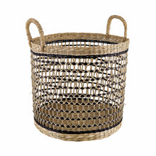 Load image into Gallery viewer, SEA BRAID basket seagrass  Size XL