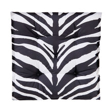 Load image into Gallery viewer, SAFARI LODGE seat cushion, 40x40 cm, Zeb