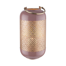 Load image into Gallery viewer, RUBY WINE metal lantern 38cm