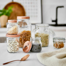 Load image into Gallery viewer, MASON`S storage glass 150 ml