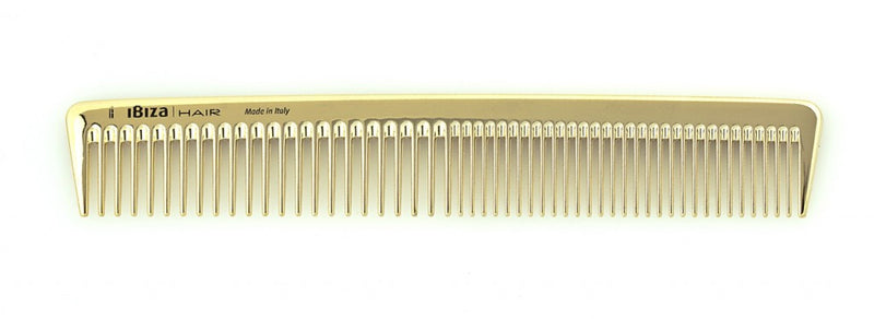 Ibiza Hair - Gold Styling Comb