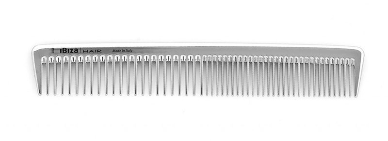 Ibiza Hair - Silver Styling Comb