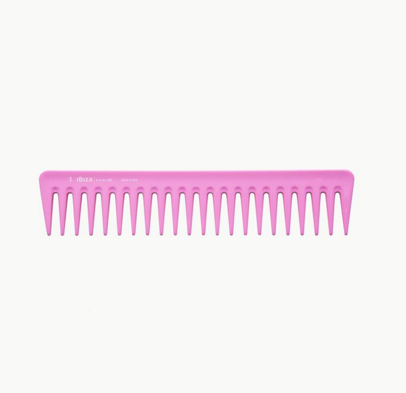 Ibiza Hair  - Detangling Comb Rose Scented