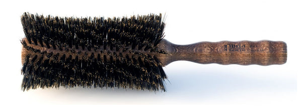 Ibiza Hair H6 - 80mm, Swirled Bristles