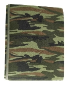 Camouflage Fleece Blanket