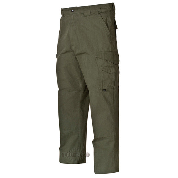 Tru-Spec 24-7 Series Tactical Pant- 8.5 oz. 100% Cotton canvas- Pre-Washed