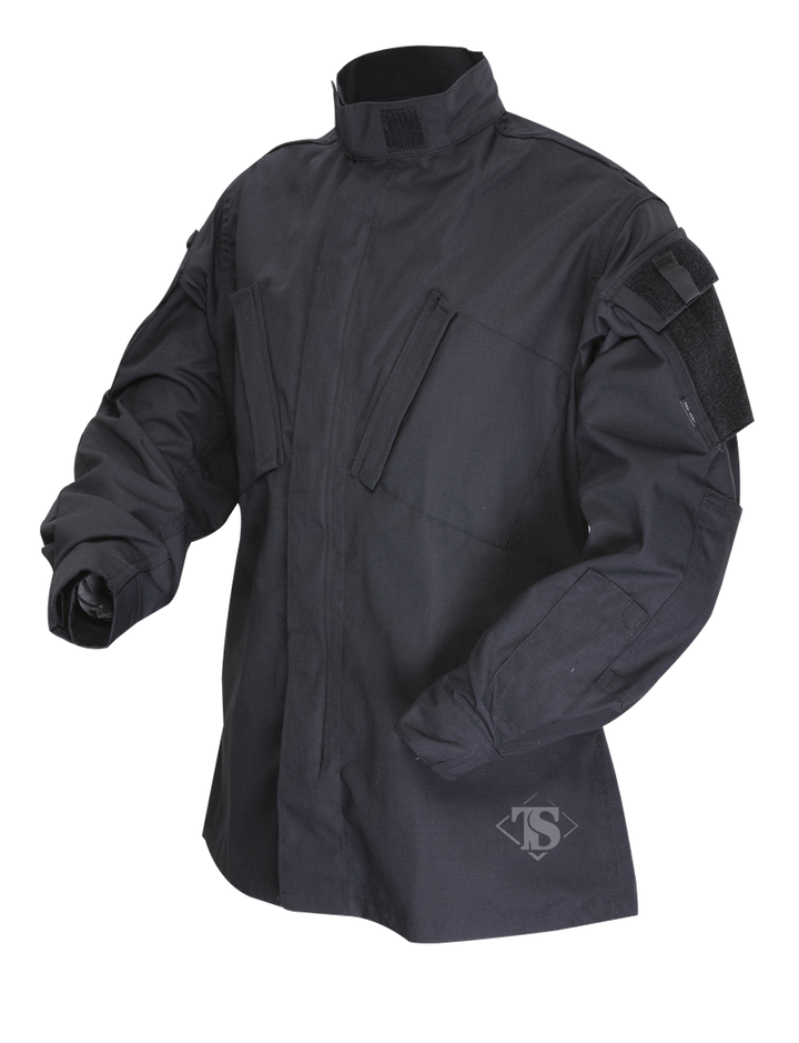 Tru-Spec Tactical Response Uniform Shirt- Black