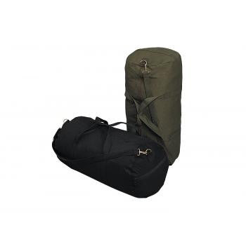 Heavy Weight Canvas Duffle Bag with Shoulder Strap