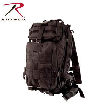 Rothco Medium Transport Pack- Black