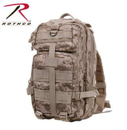 Rothco Medium Transport Pack- Desert Digital Camo