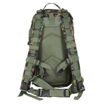 Rothco Medium Transport Pack- Woodland Digital