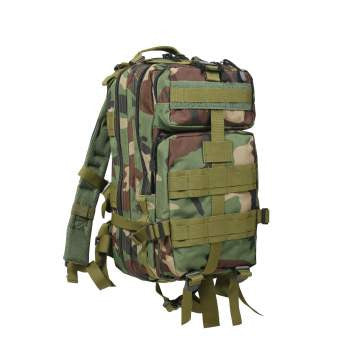 Rothco Medium Transport Pack- Woodland Camouflage