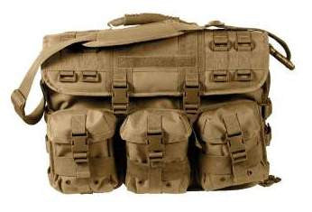M.O.L.L.E. Tactical Laptop/Briefcase