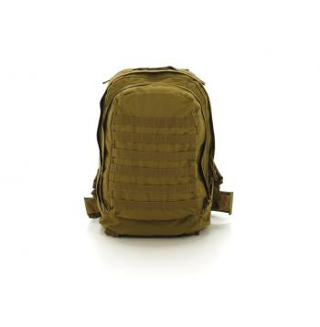 Tactical M.O.L.L.E. II  3 Day Assault Backpack-Coyote Brown