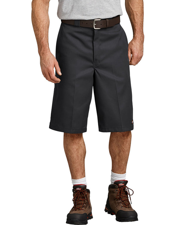 "Dickies Loose Fit 13""  Multi-Pocket Work Short- BLACK"