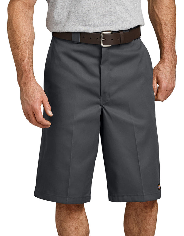 "Dickies Loose Fit 13""  Multi-Pocket Work Short- CHARCOAL"