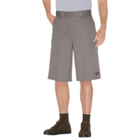 "Dickies Loose Fit 13""  Multi-Pocket Work Short- SILVER GRAY"