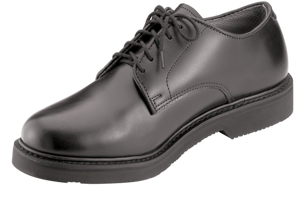 G.I. Style Soft Sole Military Uniform Oxford