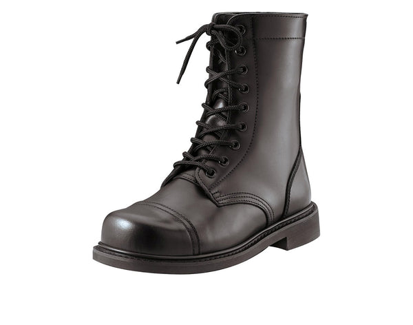 G.I. Style Combat Boots-STEEL TOE