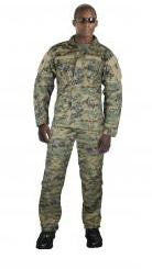 Combat Uniform Pant -Made to Mil-Spec- Woodland Digital