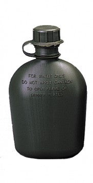 G.I. 1 Quart Canteen- USA Made