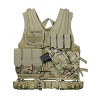 Cross Draw Vest- Used by the U.S. Military
