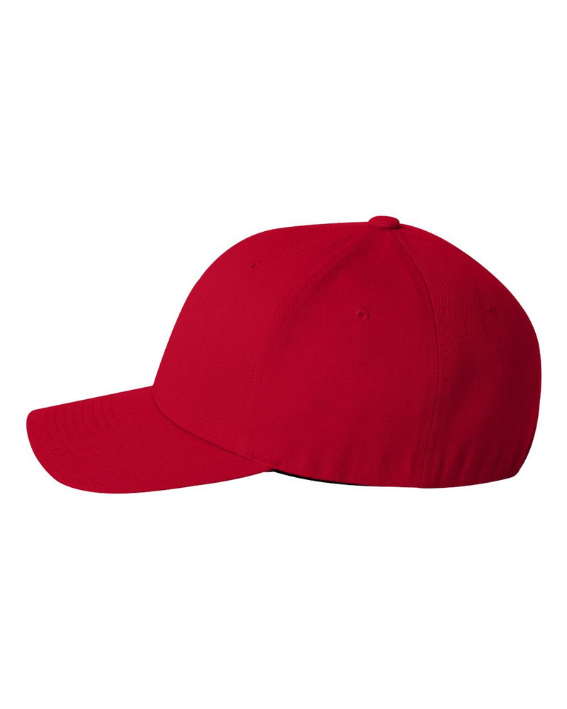 Flex-Fit Structured Wool Cap
