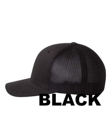Flexfit - Trucker Cap- Solid Colors