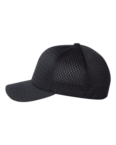 Flex-Fit Athletic Mesh Cap