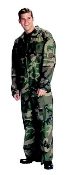 Woodland Camouflage Flightsuit