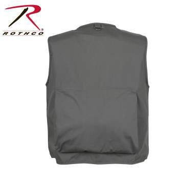 Uncle Milty Olive Drab Travel Vest