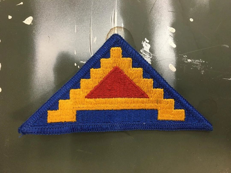 PATCH- ORIGINAL 7TH ARMY PATCH